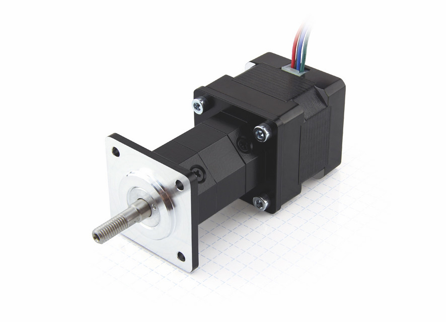 L35-A - Linear Actuators with Lead Screw and Linear Slide