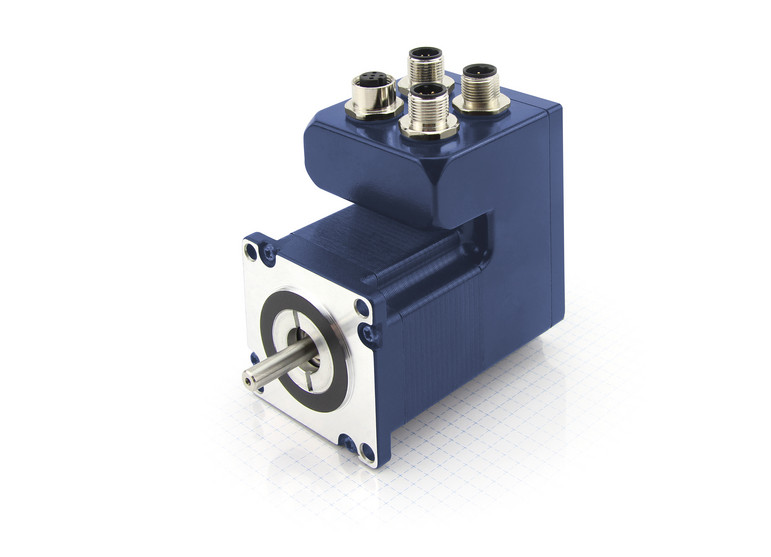 nema 24 stepper motors with integrated controller