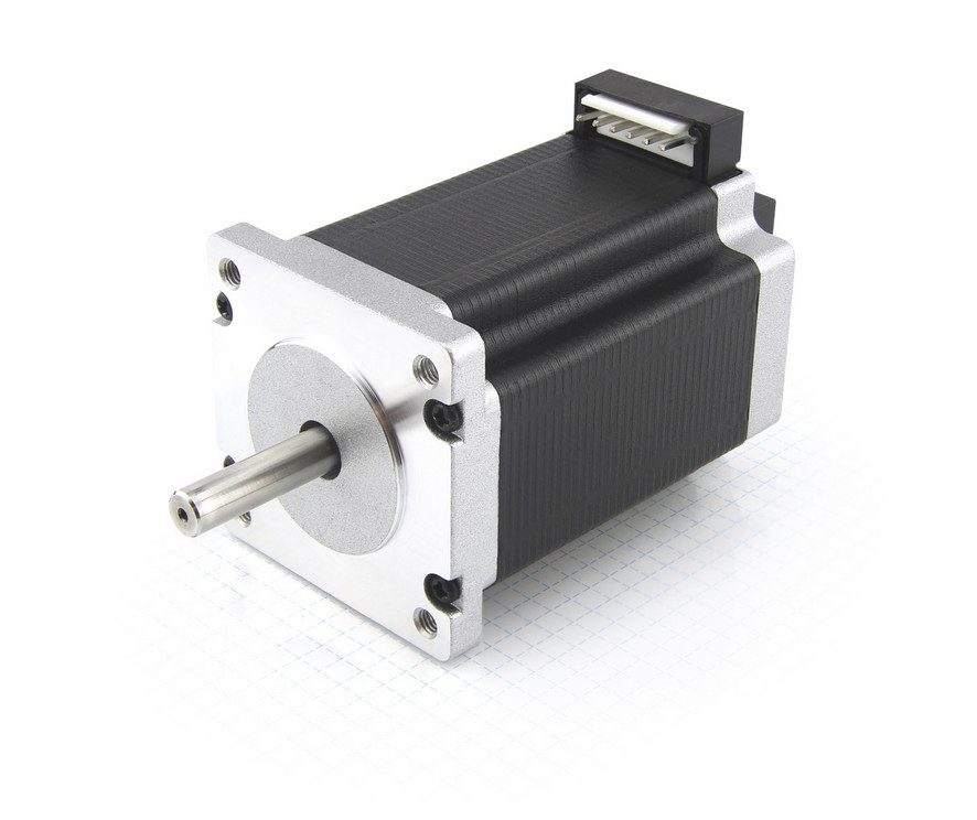 SC6018 - Stepper Motor with Integrated Connector - Nema 24