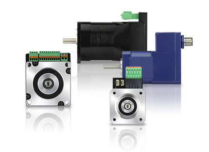 Smart Servos – Motors with integrated controller