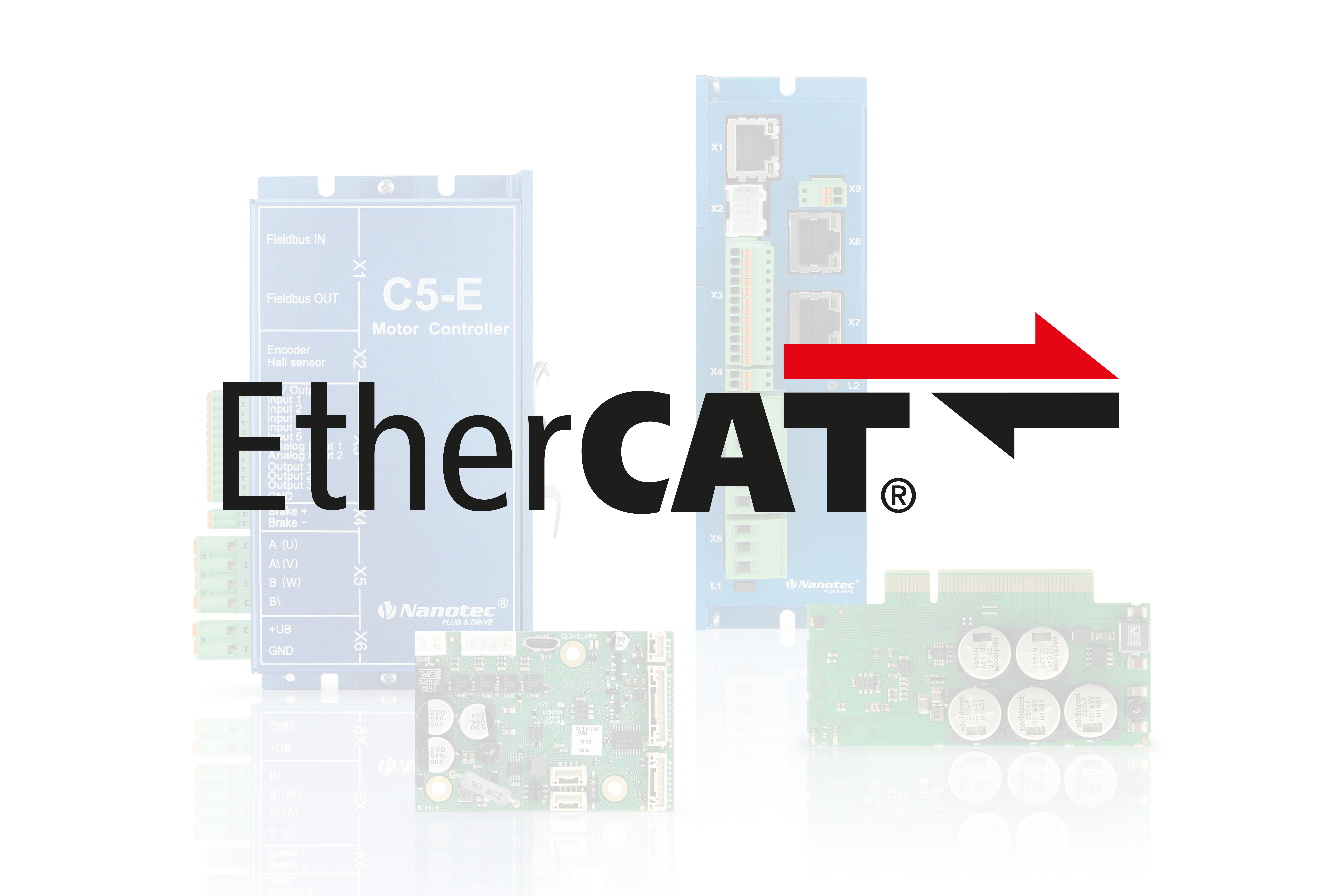 controller with ethercat